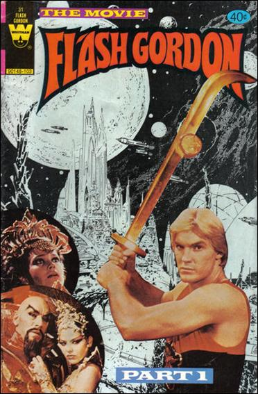 Flash Gordon (1980) 31-A by Whitman