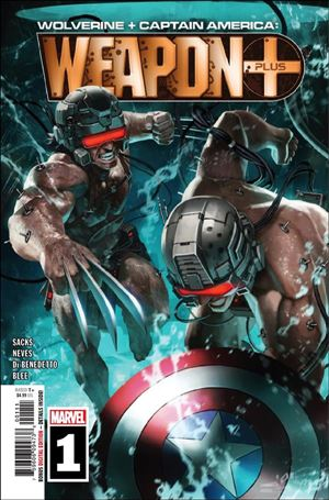 Wolverine & Captain America: Weapon Plus 1-A