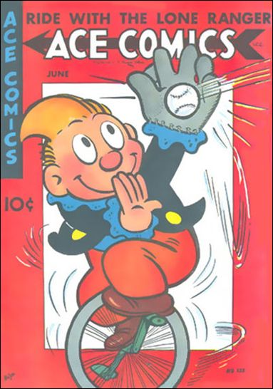 Ace Comics 135-A by David McKay