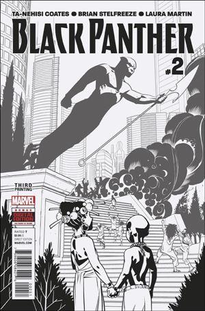Black Panther (2016) 2-F