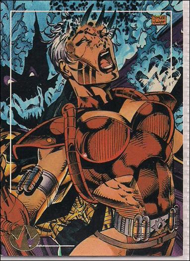WildC.A.T.s: Set 1 (Base Set) 51-A by Topps