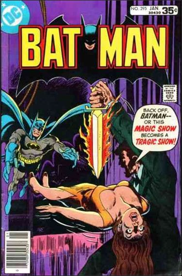 Batman (1940) 295-A by DC