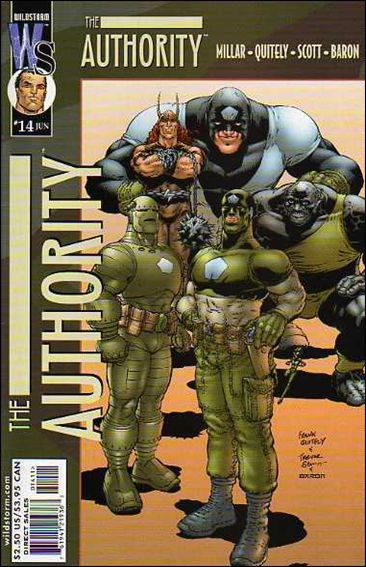Authority (1999) 14-A by WildStorm