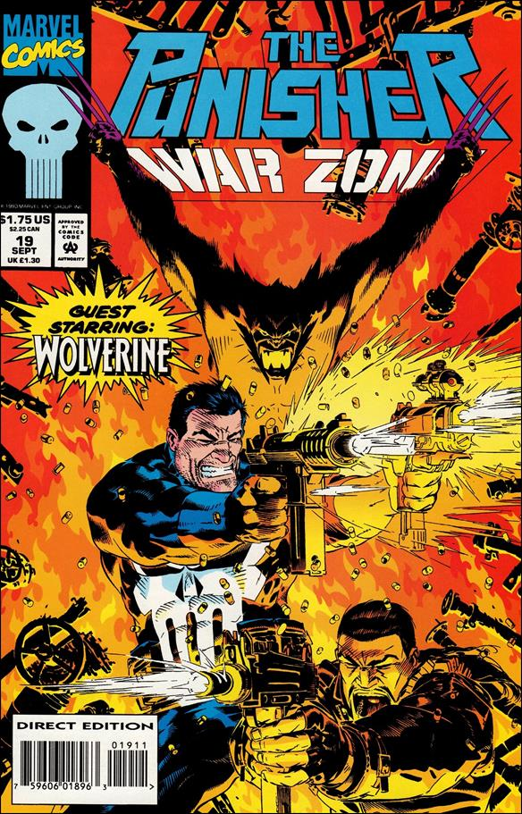Punisher: War Zone (1992) 19-A by Marvel