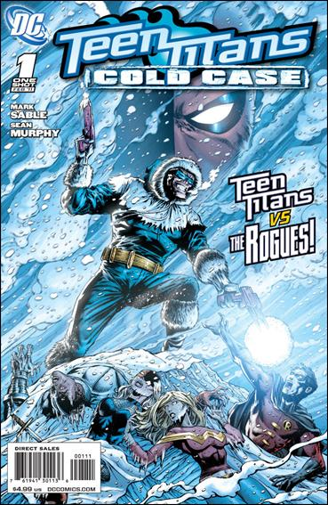 Teen Titans: Cold Case 1-A by DC