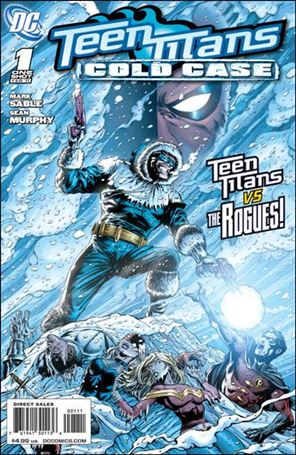 Teen Titans: Cold Case 1-A