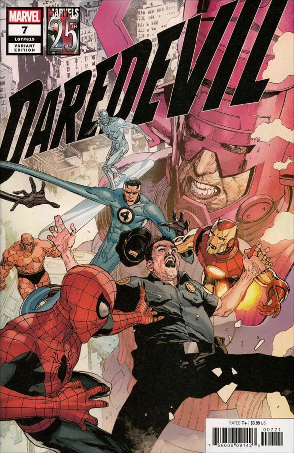 Daredevil (2019) 7-B by Marvel
