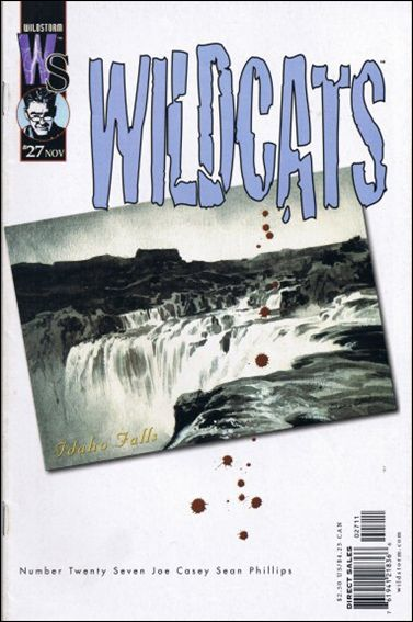 Wildcats (1999) 27-A by WildStorm