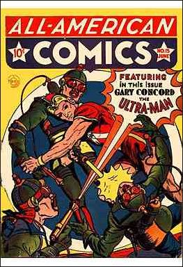 All-American Comics (1939) 15-A by DC