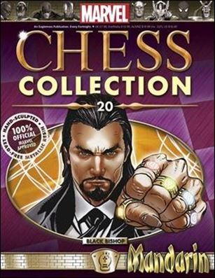 Marvel Chess Collection (UK) 20-A