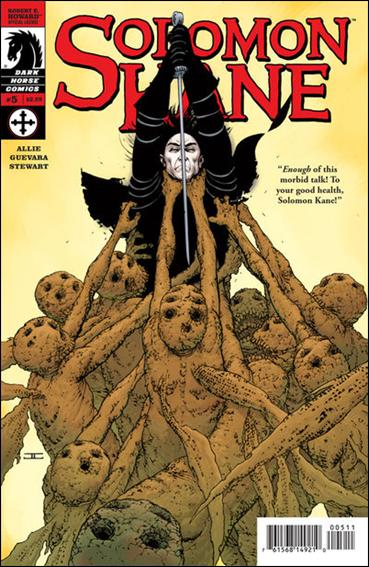 Solomon Kane (2008) 5-A by Dark Horse