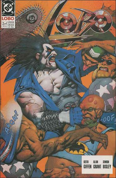 Lobo (1990) 2-A by DC