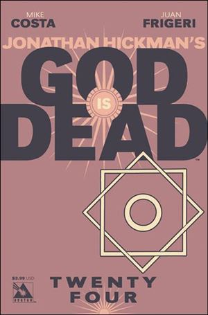 God is Dead 24-A