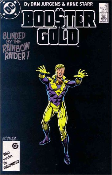 Booster Gold (1986) 20-A by DC