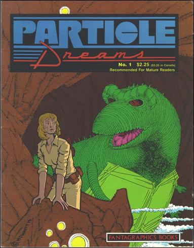 Particle Dreams 1-A by Fantagraphics