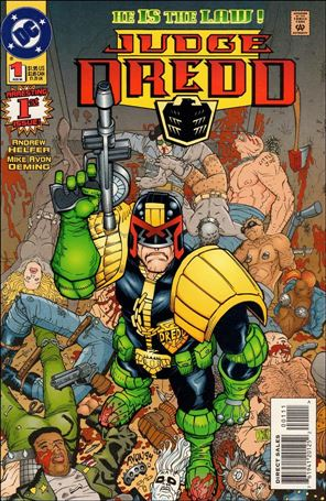 Judge Dredd (1994) 1-A