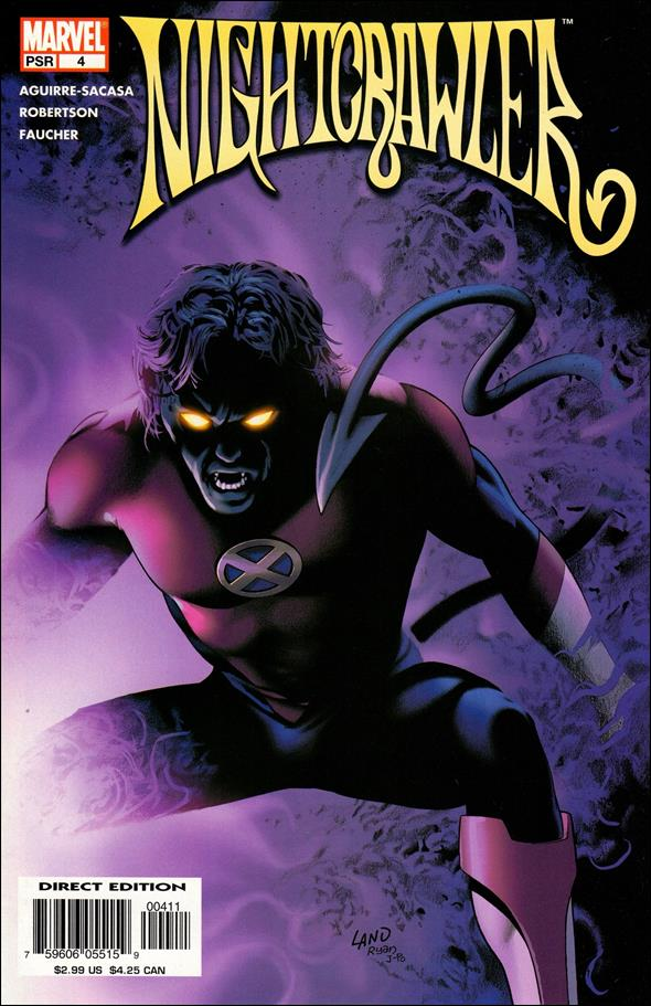 Nightcrawler (2004) 4-A by Marvel