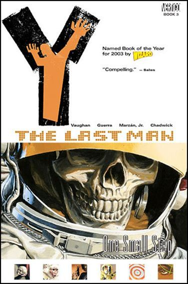 Y: The Last Man 3-B by Vertigo