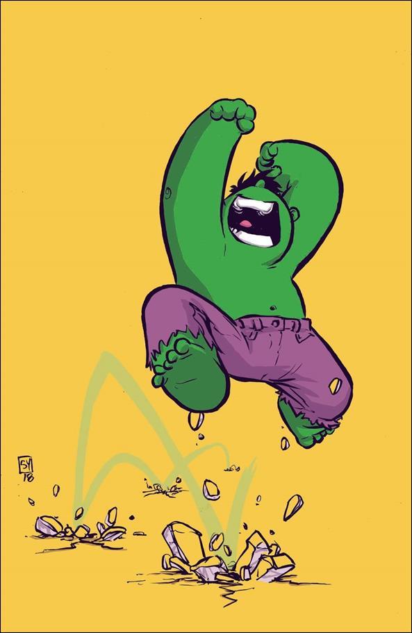 Immortal Hulk: The Best Defense 1-B by Marvel