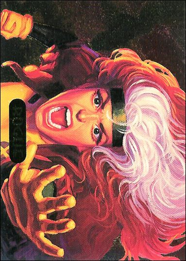 1994 Marvel Masterpieces (PowerBlast Subset) 7-A by Fleer