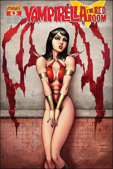 Vampirella: The Red Room 4-C by Dynamite Entertainment