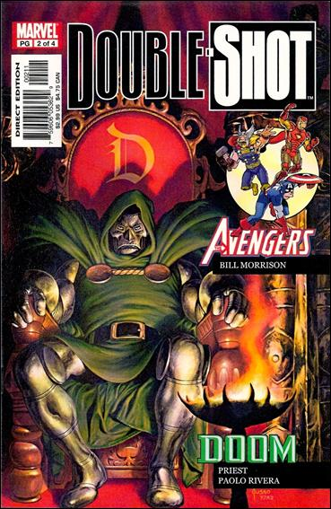 Marvel Double-Shot 2-A by Marvel