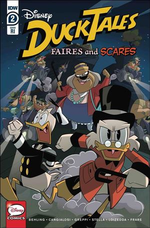 Ducktales: Faires and Scares 2-C