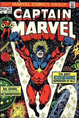 Captain Marvel (1968) 29-A
