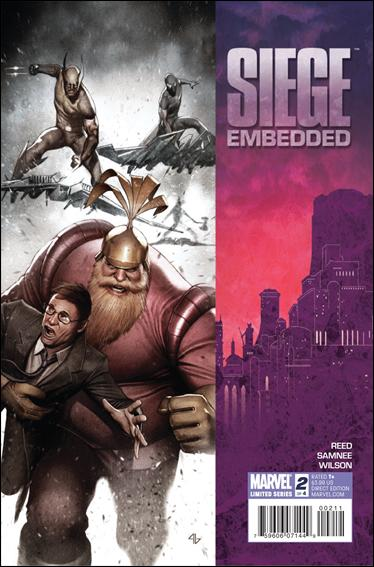 Siege: Embedded 2-A by Marvel