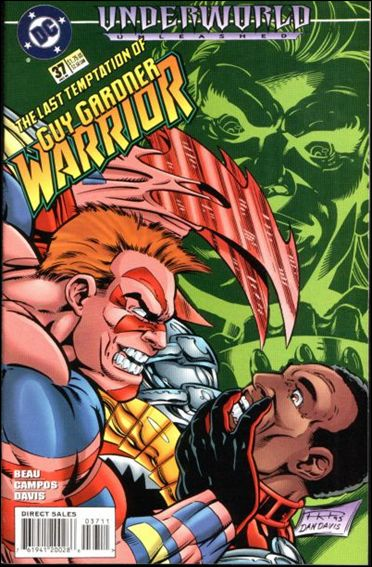 Guy Gardner: Warrior 37-A by DC