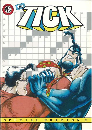 Tick (1988) 2-A by New England Comics Press (NEC / NECP)