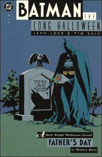 Batman: The Long Halloween 9-A by DC