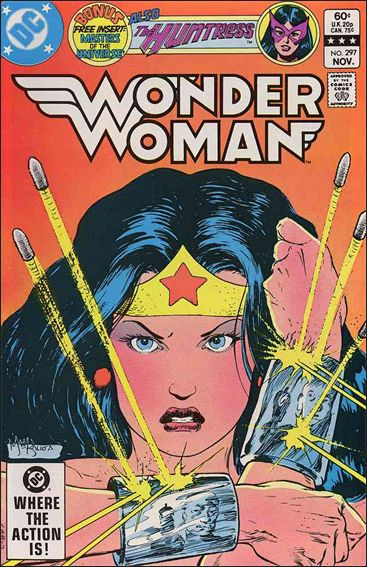 Wonder Woman (1942) 297-A by DC