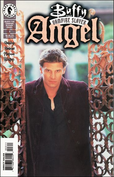 Buffy the Vampire Slayer: Angel 3-B by Dark Horse
