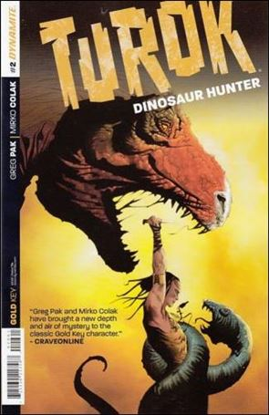 Turok: Dinosaur Hunter (2014) 2-B