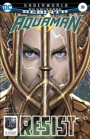 Aquaman (2016) 30-A