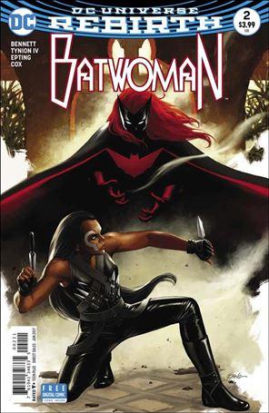 Batwoman (2017) 2-A