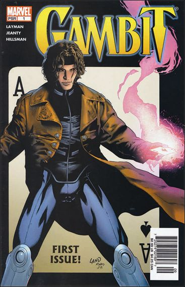 Gambit (2004) 1-A by Marvel