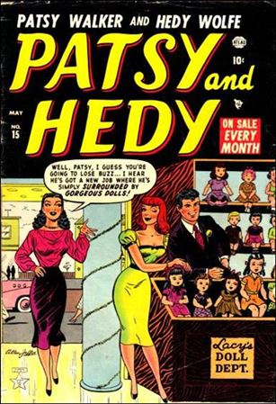 Patsy and Hedy 15-A