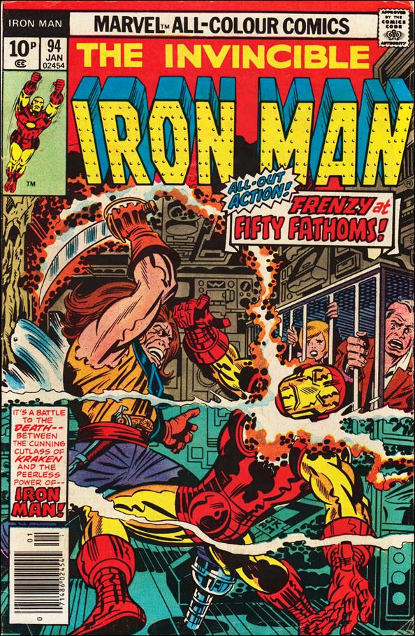 Iron Man (1968) 94-B by Marvel