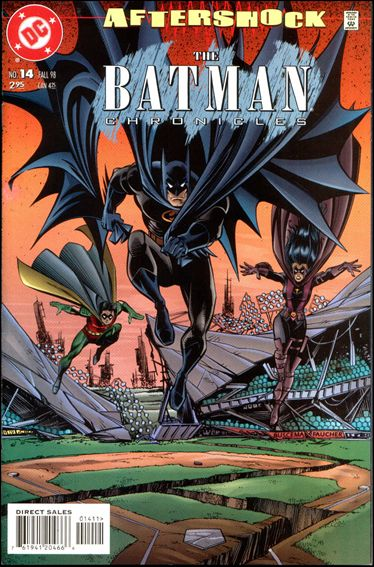 Batman Chronicles 14-A by DC