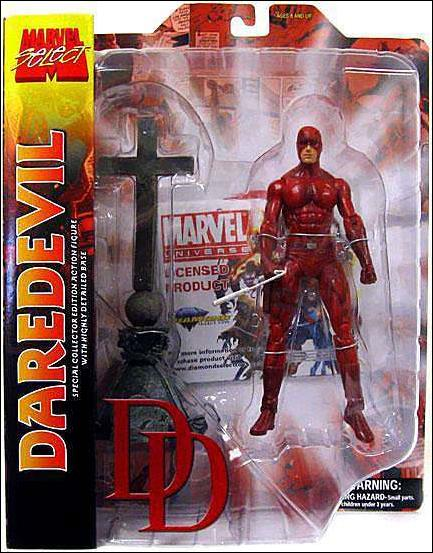 Marvel Select Daredevil (2015 remake) by Diamond Select
