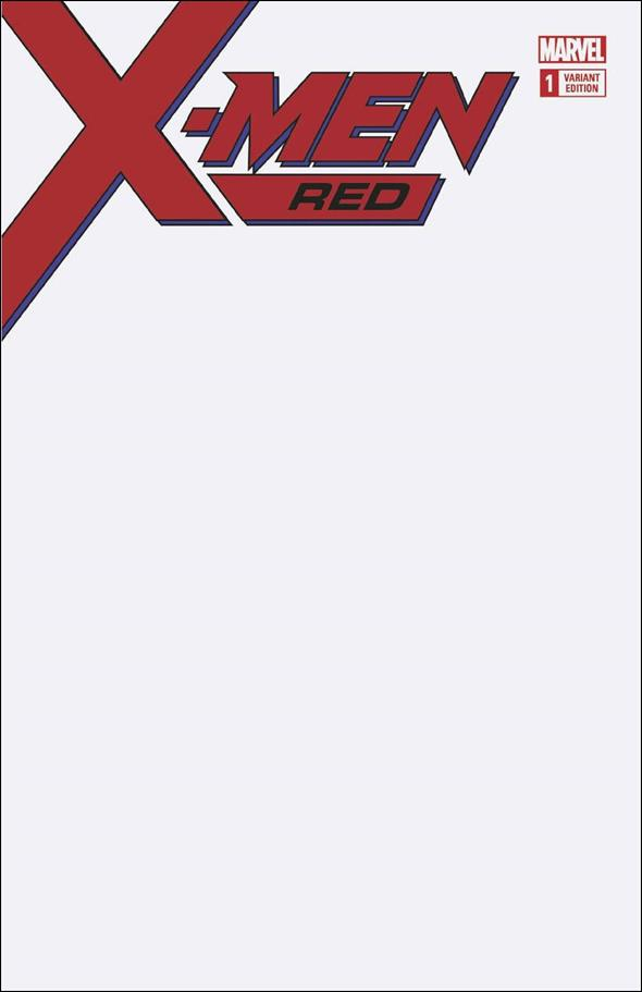 X-Men: Red 1-D by Marvel