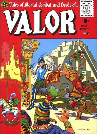 Valor (1955) 3-A by E.C.
