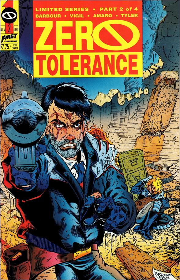 Zero Tolerance 2-A by First