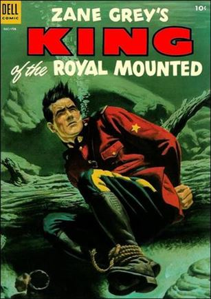 King of the Royal Mounted 14-A