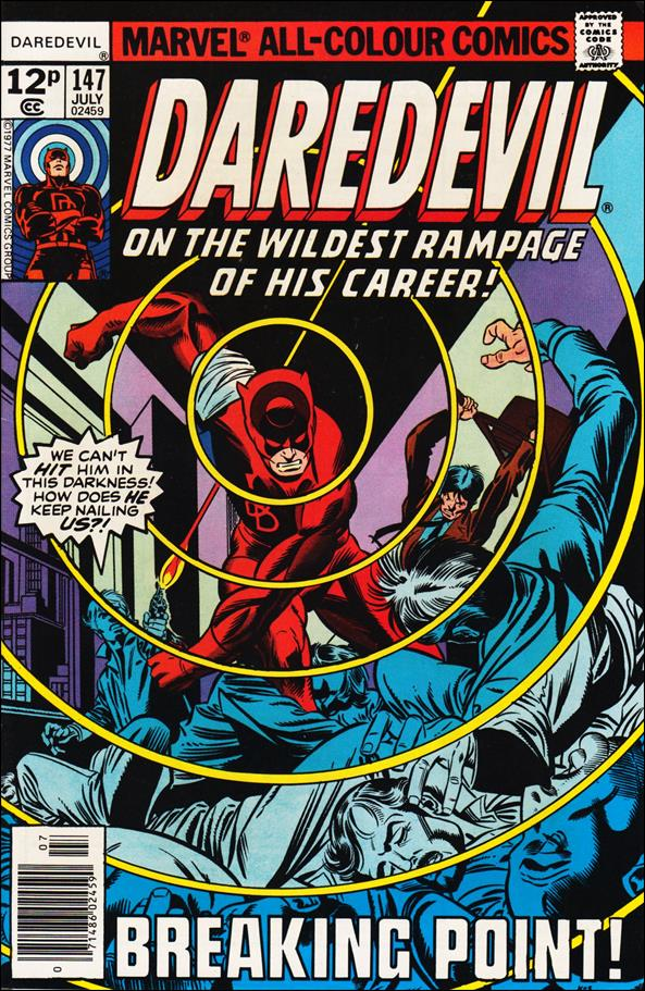 Daredevil (1964) 147-C by Marvel