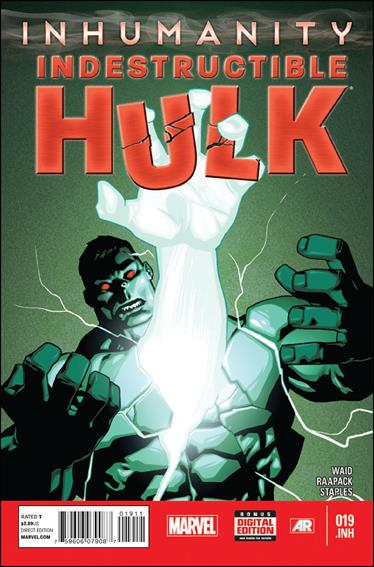 Indestructible Hulk 19-A by Marvel