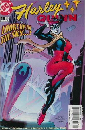 Harley Quinn (2000) 16-A