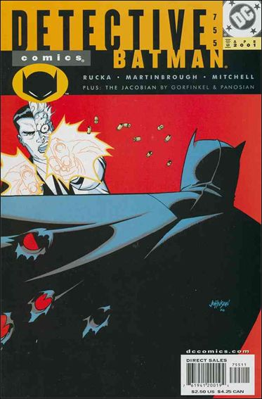 Detective Comics (1937) 755-A by DC